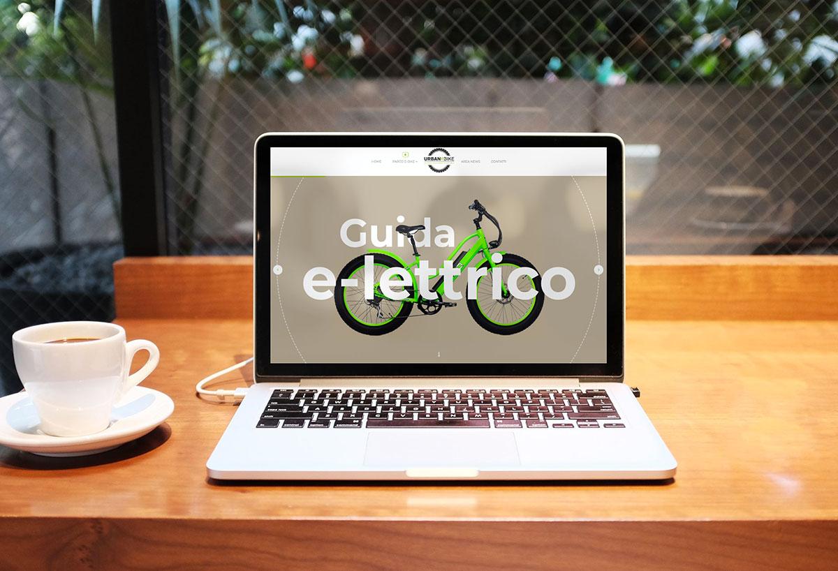 Online il sito Urban eBike